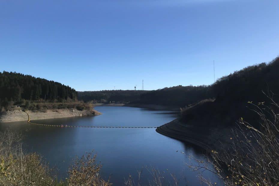 Barrage Les Cammazes, canal du midi