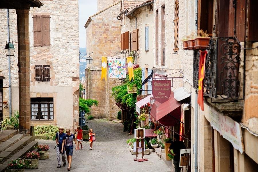 plus beau village occitanie
