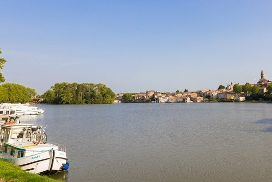 grand bassin canal du midi