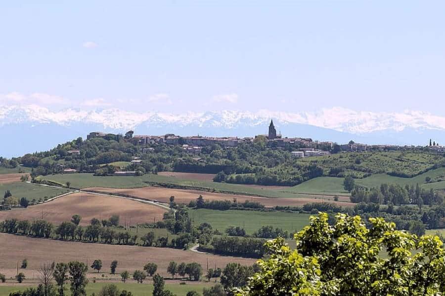 Saint Félix Lauragais et Pyrénées