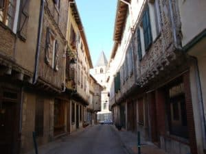 ruelles colombages