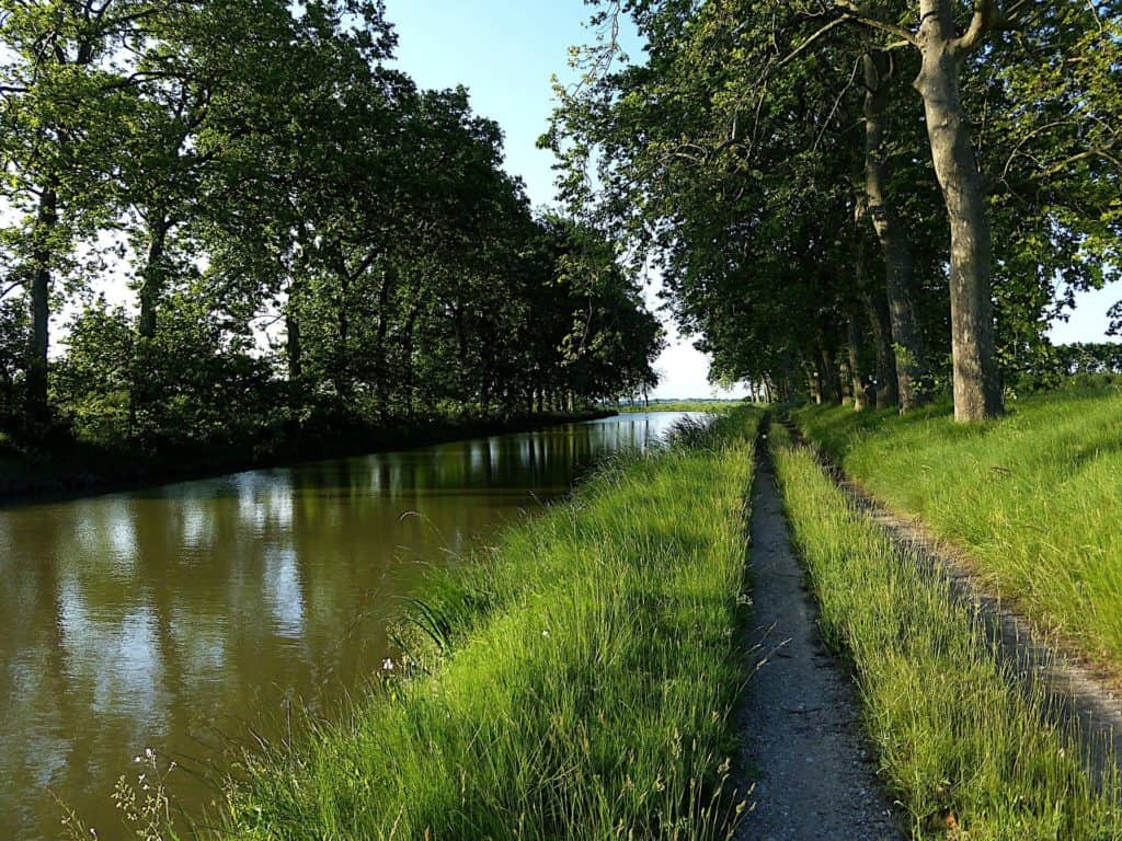 Canal du midi, cyclotourisme Tarn