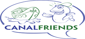 Logo canal, friends, canal du midi