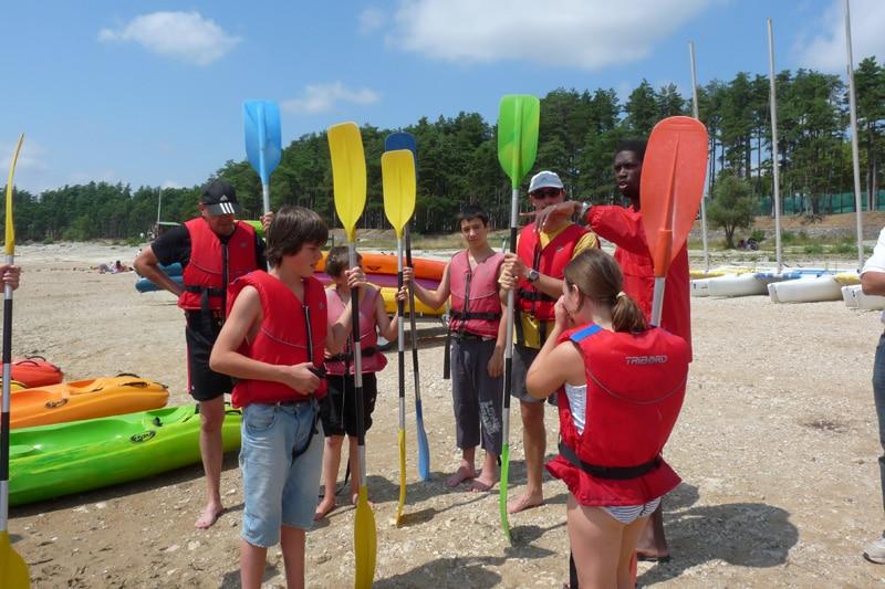 Camping de la rigole - Camping Tarn - Kanoe Kayak