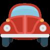 icone voiture vacances