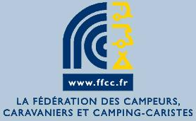 Logo FFCC Fédération des campeurs, caranaviers et camping-caristes