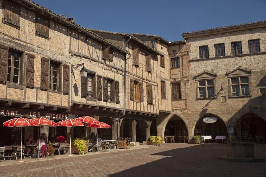 Place village Gaillac