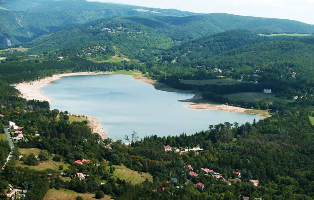 lac de saint ferreol