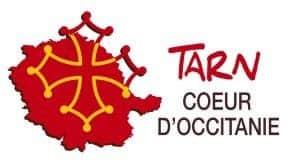 Logo Tarn, coeur d'Occitanie
